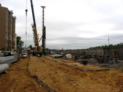 Мониторинг технического состояния зданий в период строительно-монтажных работ